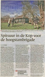 14 03 10 HSB in de Stentor